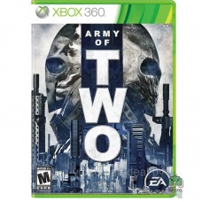 Army of Two Xbox 360 - інтернет магазин Retromagaz