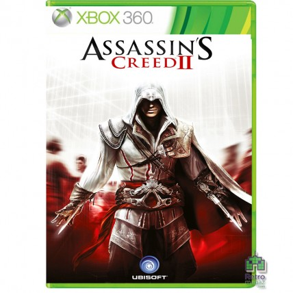 Xbox 360 Оригінал - Assassin's Creed 2 Xbox 360