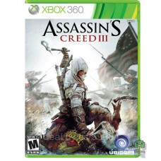 Assassin's Creed 3 Xbox 360 - інтернет магазин Retromagaz