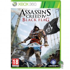 Assassin's Creed 4 Black Flag Xbox 360 - інтернет магазин Retromagaz