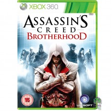 Assassin's Creed Brotherhood Xbox 360 - интернет магазин Retromagaz