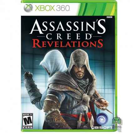 Assassin's Creed Revelations | Откровения Xbox 360 LT 3.0