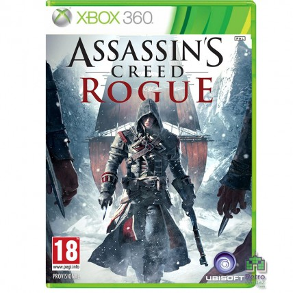 Assassin's Creed Rogue Російська Б/У Xbox 360