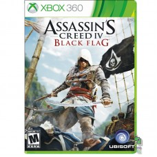 Assassin's Creed 4 Black Flag Xbox 360 LT 3.0 - интернет магазин Retromagaz