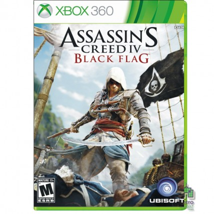 Xbox 360 LT3 - Assassin's Creed 4 Black Flag Xbox 360 LT 3.0