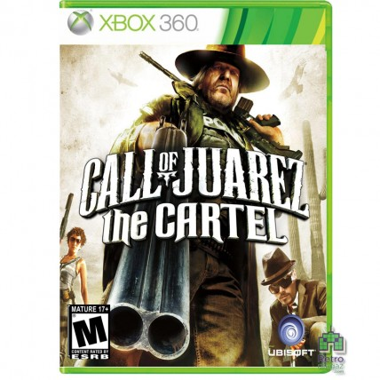 Xbox 360 Оригинал - Call of Juarez The Cartel РУС Xbox 360