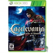 Castlevania Lords of Shadow Xbox 360 LT 3.0 - интернет магазин Retromagaz