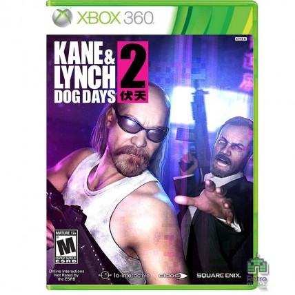 Xbox 360 LT3 - Kane & Lynch 2 Dog Days Xbox 360 LT 3.0