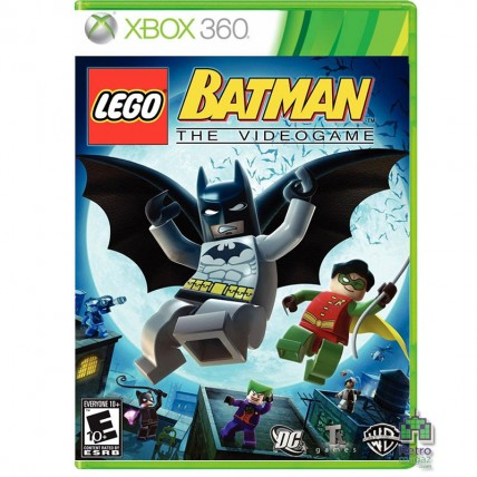 Xbox 360 Оригинал - Lego Batman the Videogame Английская Озвучка Xbox 360