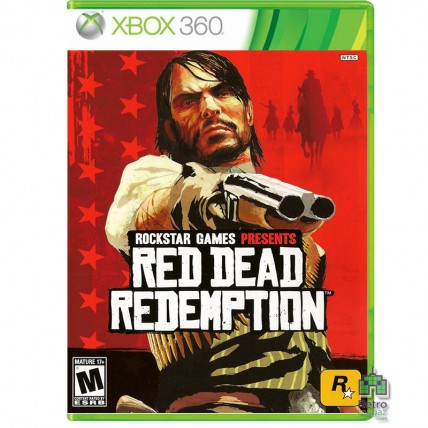 Xbox 360 LT3 - Red Dead Redemption Xbox 360 LT 3.0