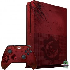 Xbox One S 2TB Gears Of War Limited Edition Б/У - интернет магазин Retromagaz