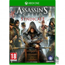 Assassin's Creed Syndicate | Синдикат РУС Б/У Xbox One