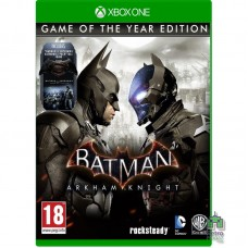 Batman Arkham Knight Русская Версия Б/У Xbox One - интернет магазин Retromagaz