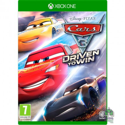 Cars 3 Driven to Win РУС Xbox One