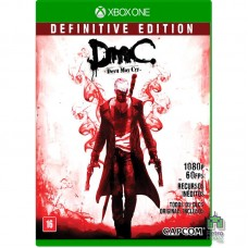 DmC Devil May Cry Definitive Edition РУС Xbox One - интернет магазин Retromagaz