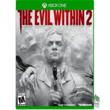 Evil Within 2 Xbox One Б/У - інтернет магазин Retromagaz