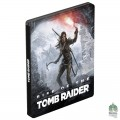 Игры Xbox One - Rise of The Tomb Raider Русская версия + SteelBook Xbox One - Фото № 1