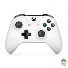 Microsoft Xbox One S Wireless Controller White - інтернет магазин Retromagaz
