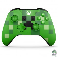 Microsoft Xbox One S Wireless Controller Minecraft Creeper - інтернет магазин Retromagaz