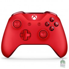Microsoft Xbox One S Wireless Controller Red - інтернет магазин Retromagaz