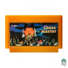 Игра Chessmaster ENG Dendy 90х Б/У - интернет магазин Retromagaz