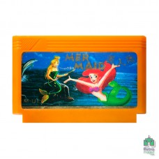 Игра Little Mermaid, The JPN Dendy 90х Б/У - интернет магазин Retromagaz