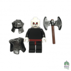 Lego Фигурка Skeleton Warrior 1 Воин-скелет 852272 2 Оригинал Б\У О - интернет магазин Retromagaz