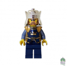 Lego Фигурка Crown King Король Короны 7094 2 Оригинал Б\У О - интернет магазин Retromagaz