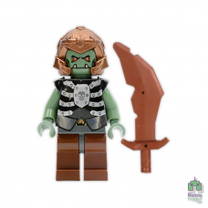 Lego Фигурка Troll Warrior 1 Тролль Воин 7041 1 Оригинал Б\У О - интернет магазин Retromagaz