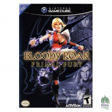 Bloody Roar Primal Fury (PAL) Оригинал Б/У Nintendo GameCube - интернет магазин Retromagaz