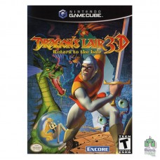 Dragon's Lair 3D Special Edition (PAL) Оригинал Б/У Nintendo GameCube - интернет магазин Retromagaz