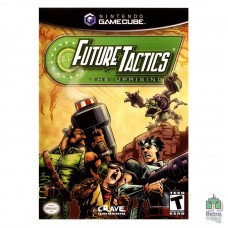 Future Tactics The Uprising (PAL) Оригинал Б/У Nintendo GameCube - интернет магазин Retromagaz