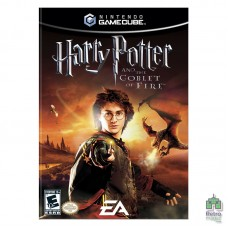 Harry Potter and the Goblet of Fire (NTSC | U) Оригинал Б/У Nintendo GameCube - интернет магазин Retromagaz