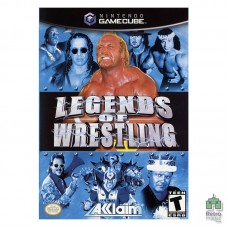 Legends Of Wrestling (PAL) Оригинал Б/У Nintendo GameCube - интернет магазин Retromagaz