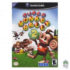 Super Monkey Ball 2 (NTSC | U) Оригинал Б/У Nintendo GameCube - интернет магазин Retromagaz