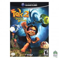 Tak 2 The Staff of Dreams (NTSC | U) Оригинал Б/У Nintendo GameCube - интернет магазин Retromagaz