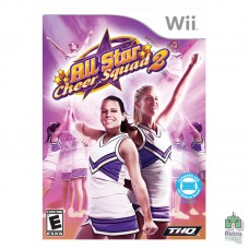Игра All Star Cheerleader 2 (PAL) Ориг Б/У Wii - інтернет магазин Retromagaz