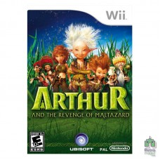 Arthur and the Revenge of Maltazard (E) Оригинал Б/У Nintendo Wii - інтернет магазин Retromagaz