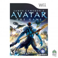 Avatar The Game Копія Б/У Nintendo Wii - інтернет магазин Retromagaz