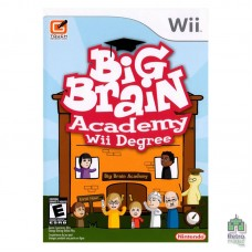 Big Brain Academy (PAL) Оригінал Б/У Nintendo Wii - інтернет магазин Retromagaz