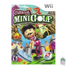 Carnival Games Mini Golf (PAL) Оригінал Б/У Nintendo Wii - інтернет магазин Retromagaz