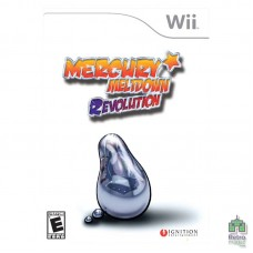 Mercury Meltdown Revolution (NTSC | U) Оригінал Б/У Nintendo Wii - інтернет магазин Retromagaz