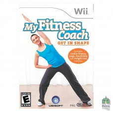 My Fitness Coach Get In Shape (PAL) Оригінал Б/У Nintendo Wii - інтернет магазин Retromagaz