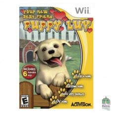 Puppy Luv (NTSC | U) Оригінал Б/У Nintendo Wii - інтернет магазин Retromagaz