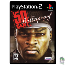 50 Cent Bulletproof & B-Boy (2in1) PS2 Б/У - интернет магазин Retromagaz