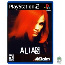 Alias (E) PS2 Оригинал Б/У - интернет магазин Retromagaz