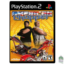 American Chopper 1 & 2 (2in1) PS2 Б/У - интернет магазин Retromagaz