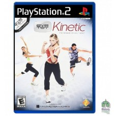 EyeToy Kinetic (E) PS2 Оригинал Б/У - интернет магазин Retromagaz