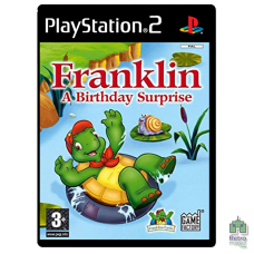 Franklin A Birthday Surprise PS2 Б/У - интернет магазин Retromagaz