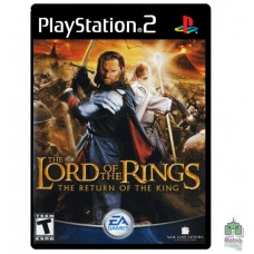 Lord of the Rings The Return of the King & Third Age (2in1) PS2 Б/У - интернет магазин Retromagaz